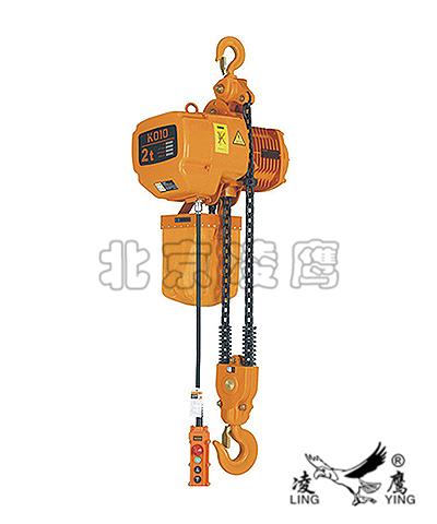 HHBB环链电动葫芦固定式/挂钩式