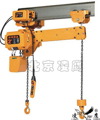 HHBB同步双钩环链电动葫芦运行式