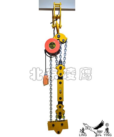 群吊倒挂电动葫芦