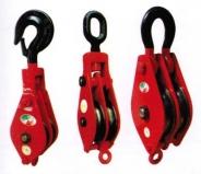 吊钩(链环型)双轮滑车